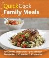 Quick Cook Family Meals - Emma Jane Frost