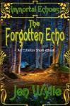 The Forgotten Echo - Jen Wylie