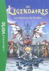 Les Légendaires, Tome 2 : Les épreuves du Gardien - Patrick Sobral
