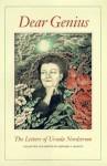 Dear Genius: The Letters of Ursula Nordstrom - Ursula Nordstrom, Leonard S. Marcus