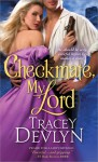 Checkmate, My Lord - Tracey Devlyn