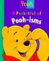 A Pocketful of Poohisms - Nancy Parent, Cathe Jacobi, Running Press, Orlando de la Paz, Ed Murrietta