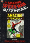The Amazing Spider-Man Masterworks - Stan Lee, Steve Ditko
