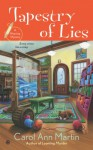 Tapestry of Lies - Carol Ann Martin