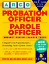 Probation Officer, Parole Officer - Hy Hammer, Arco Publishing