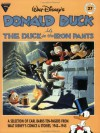 Walt Disney's Donald Duck Is The Duck In The Iron Pants - Carl Barks