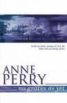 No Graves As Yet (World War One Series, #1) - Anne Perry