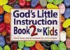 God's Little Instruction Book for Kids, Book II: More Little Bits of Wisdom Foe Little People - Honor Books