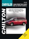 Chrysler Caravan, Voyager And Town & Country, Revised Edition: 1996 Through 2002 (Chilton's Total Car Care Repair Manual) - Matthew Frederick