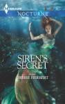 Siren's Secret (Harlequin Nocturne) - Debbie Herbert