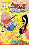 Adventure Time with Finn & Jake - Ryan North, Shelli Paroline, Braden Lamb