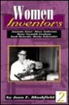 Women Inventors: Amanda Jones, Mary Anderson, Bette Nesmith Graham, Dr. Ruth Benerito, Becky Schroeder (Capstone Short Biographies) - Jean F. Blashfield