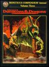Monstrous Compendium Annual: Volume Three - Keith Parkinson