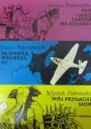 Filip i jego załoga na kółkach; Tajemnica wzgórza 117; Mój przyjaciel słoń - Janusz Przymanowski, Wojciech Żukrowski, Janina Broniewska