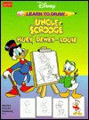 Uncle Scrooge and Huey, Dewey and Louie - Walter Foster