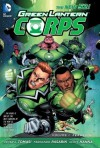 Green Lantern Corps, Vol. 1: Fearsome - Peter J. Tomasi, Fernando Pasarín, Scott Hanna