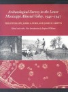 Archaeological Survey in the Lower Mississippi Alluvial Valley 1940-1947 - Philip Phillips, James A. Ford, James B. Griffin, Albert Gordon, Paul Gebhard, Donna Dickerson, Caroline Gebhard