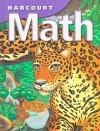 Harcourt Math - Evan M. Maletsky, Angela Giglio Andrews, Jennie M. Bennett