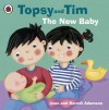Topsy and Tim: The New Baby: The New Baby - Jean Adamson, Belinda Worsley