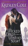 Wicked Deeds on a Winter's Night (Immortals After Dark, #3) - Kresley Cole