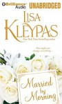 Married by Morning - Lisa Kleypas, Rosalyn Landor