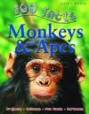 Monkeys & Apes - Camilla De la Bédoyère