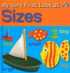 Sizes (My Very First Look At) - Christiane Gunzi