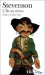 L'île au trésor (Les grands classiques illustrés) - Deidre S. Laiken, A.J. McAllister, Robert Louis Stevenson, Nicole C. Lavigne