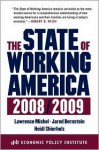 The State of Working America - Lawrence Mishel, Jared Bernstein