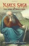 Njal's Saga: or, The Story of Burnt Njal - Anonymous, George Webbe Dasent