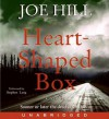 Heart-Shaped Box - Joe Hill, Stephen Lang
