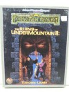 The Ruins of Undermountain II: The Deep Levels (Forgotten Realms) (Advanced Dungeons & Dragons 2nd Edition) - Donald Bingle, Jean Rabe, Norm Ritchie
