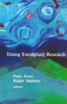 Doing Exemplary Research - Peter J. Frost