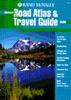 Rand McNally Deluxe Road Atlas and Travel Guide, 1996: United States, Canada, Mexico (Rand Mcnally Deluxe Road Atlas Mid Size) - Rand McNally