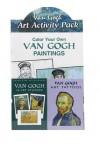 Van Gogh Art Activity Pack - Dover Publications Inc.