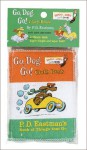Go, Dog. Go!: P. D. Eastman's Book of Things That Go (Rag Book) - P.D. Eastman, Beth Terrill