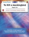 """Activity Sheets for """"To Kill a Mockingbird"""" - Novel Units"""