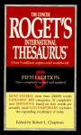 The Concise Roget's International Thesaurus - Robert L. Chapman