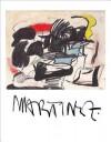 Eddie Martinez: Drawings - Glenn O'Brien, Eddie Martinez