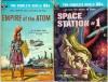 Empire of the Atom / Space Station No. 1 - A.E. van Vogt, Frank Belknap Long