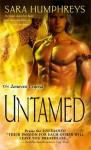 Untamed (The Amoveo Legend #3) - Sara Humphreys