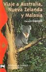 Viaje a Australia, Nueva Zelanda y Malasia - Gerald Durrell