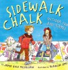 Sidewalk Chalk: Outdoor Fun and Games - Jamie Kyle McGillian, Blanche Sims