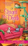 Staged to Death - Karen Rose Smith
