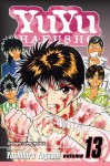 YuYu Hakusho, Vol. 13: The Executors of a Dying Wish!! - Yoshihiro Togashi, Frances Wall
