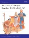Ancient Chinese Armies 1500-200 BC - C.J. Peers, Chris J. Peers, Angus McBride