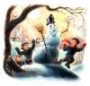 Friedrich the Snow Man - Lewis Shiner