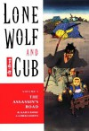 Lone Wolf and Cub, Vol. 1: The Assassin's Road - Kazuo Koike, Goseki Kojima