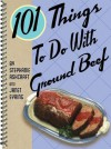 101 Things to Do with Ground Beef - Stephanie Ashcraft