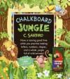 The Chalkboard Jungle (Great Big Board Book) - Christopher Santoro